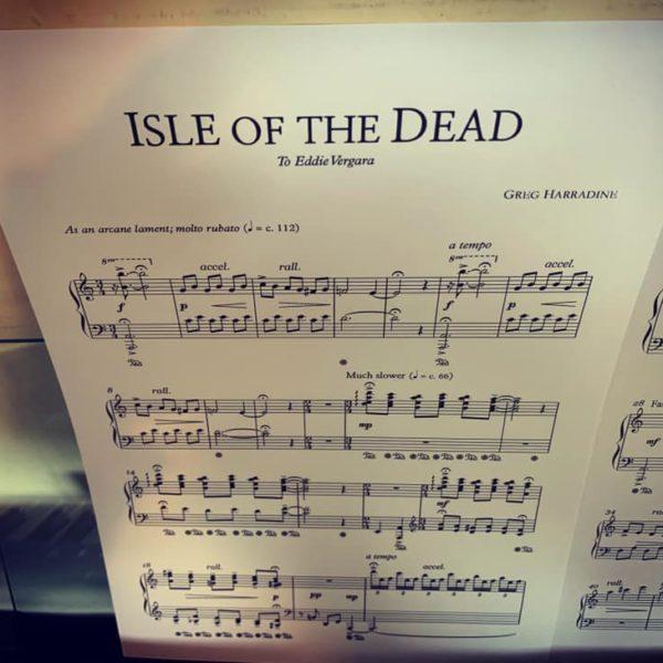 Isle of Dead score image