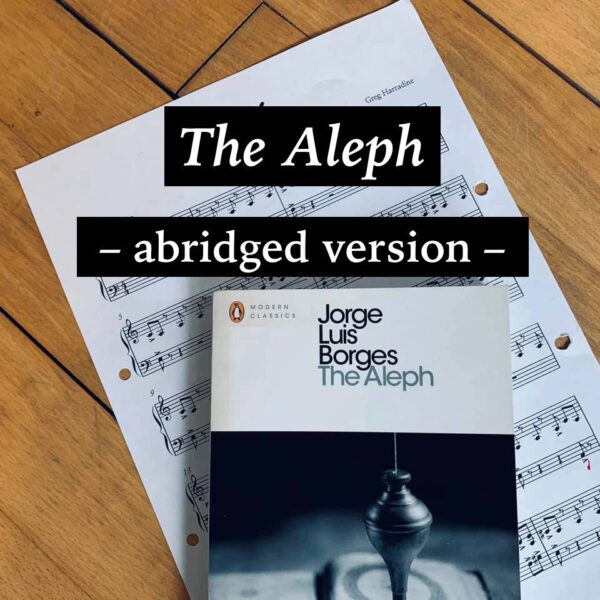 The Aleph abridged image
